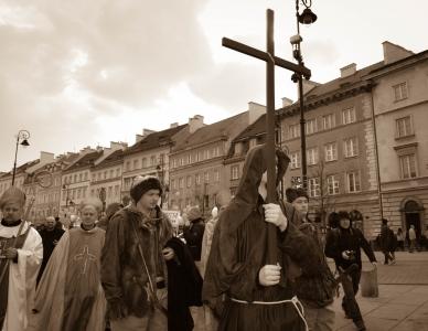 Mroczny Mnich: Krystian Jaworek