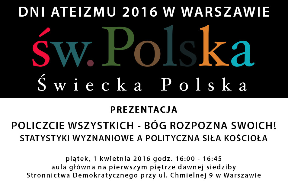 Świecka Polska - wykład